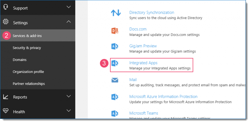 Admin Guide to Office 365 Application Permissions