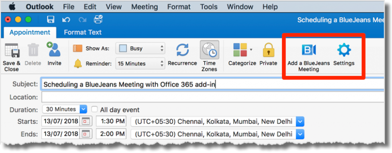 Outlook for mac version 16.32